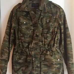 Banana Republic Camo Jacket